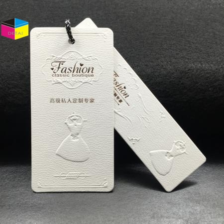 2 pieces Garment Tag