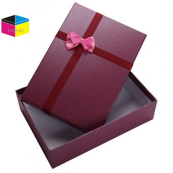 Foldable Paper Gift boxes