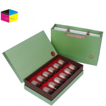 Paper tea boxes supplier