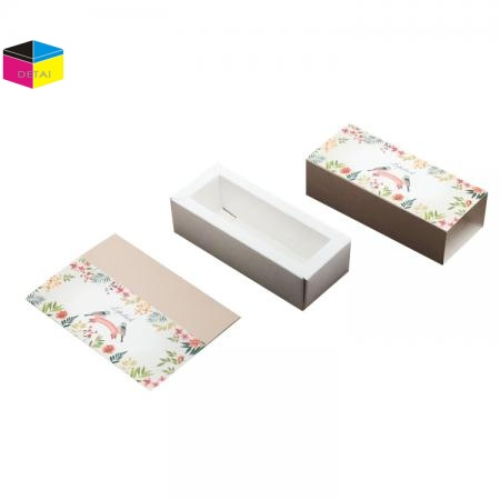 Custom Made Foldable Lipstick Packaging Box