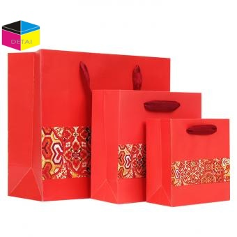 Paper gift bags custom and wholesale