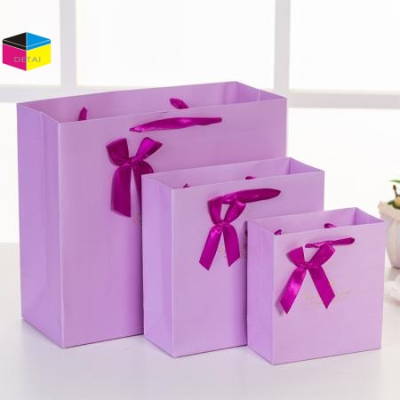 Fancy Gift Bags Paper Shopping bags