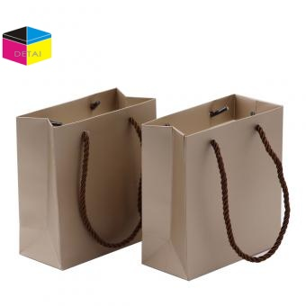 Paper shopping gift bags