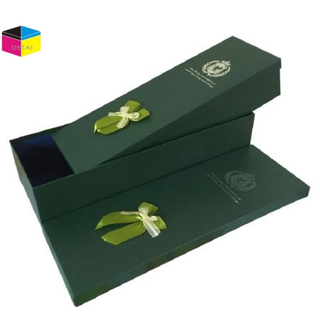 High End Textured Flower Packing Boxes Gift boxes