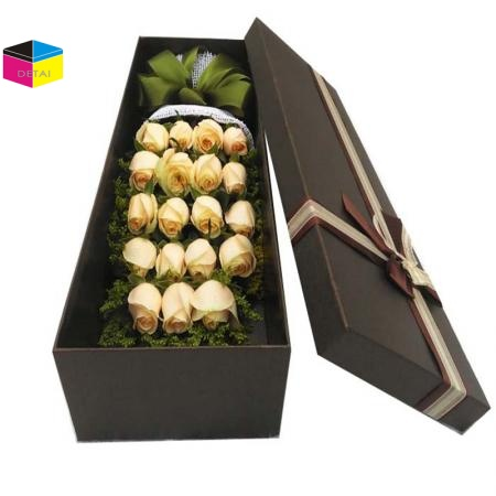 Luxury Rose Flower Packaging Gift Boxes