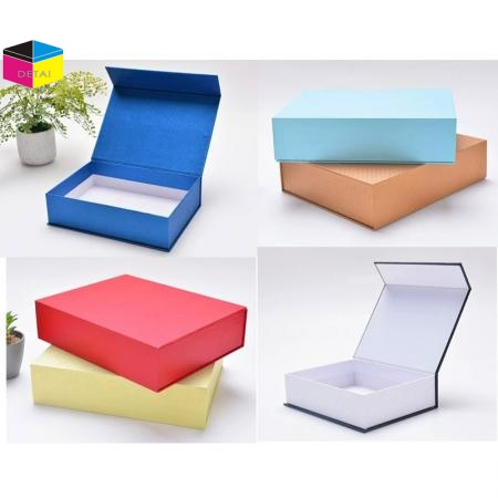 Magnet Closure Gift Packaging  Boxes